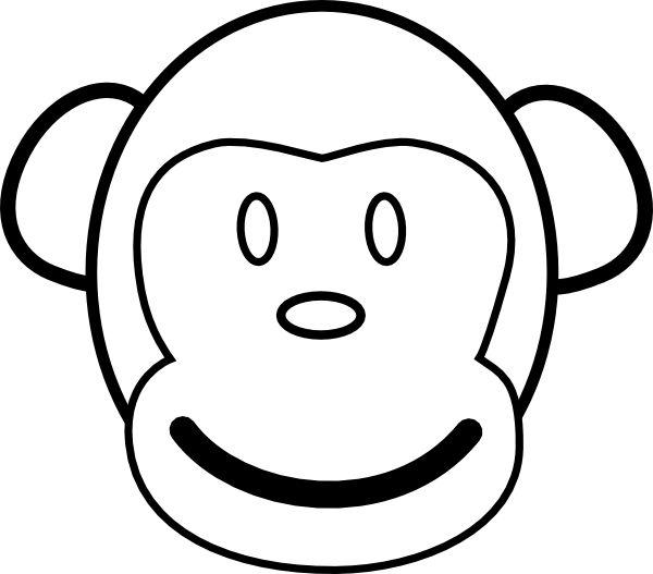 25+ best ideas about Monkey face paint on Pinterest
