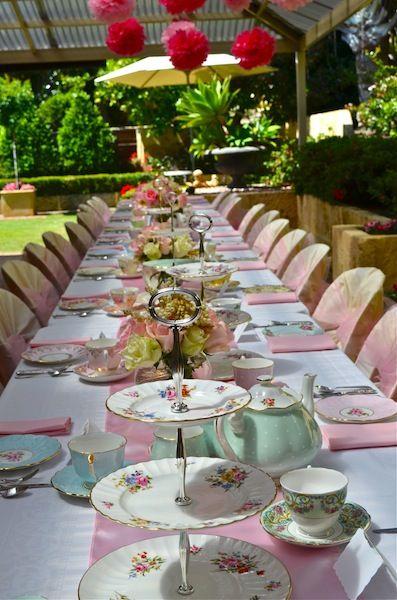 25 Best Ideas About Garden Tea Parties On Pinterest English Tea