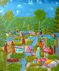 171 Best images about Haitian Art on Pinterest | Metal art ...