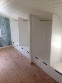 Ms de 1000 ideas sobre Slanted Ceiling Closet en ...