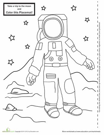 75 best Space Preschool Theme images on Pinterest