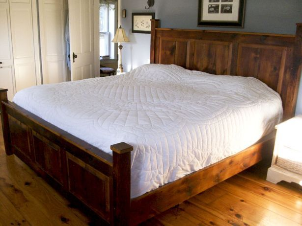 Love This Kind Bed Headboardfootboard From Reclaimed