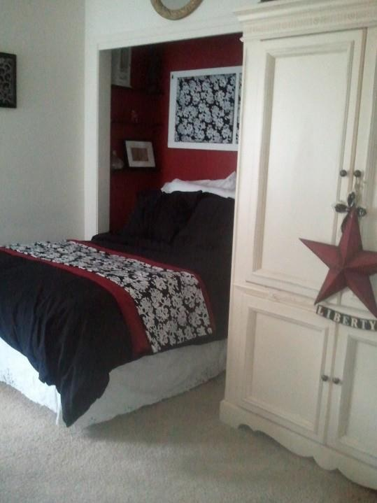 21 Best images about Bedroom on Pinterest  Bed in closet Light switches and Under bed