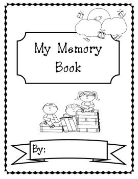 76 best images about Kindergarten Scrapbook Ideas on