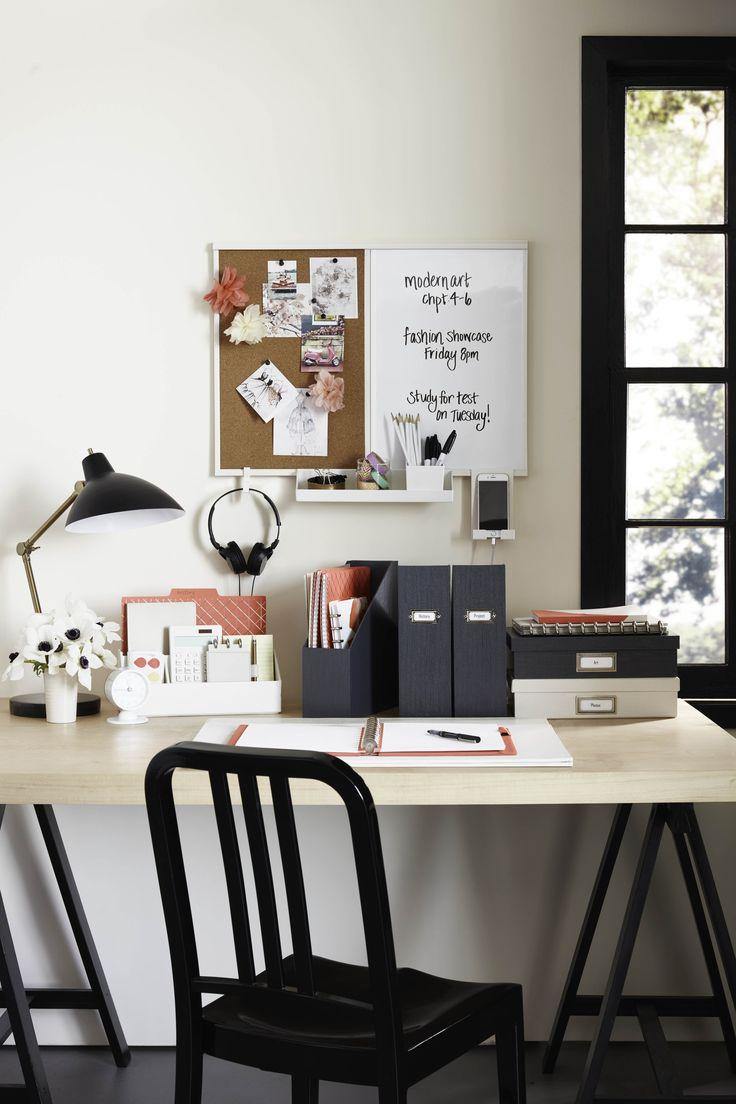Best 25 College desk organization ideas on Pinterest