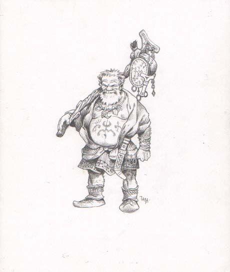 17 Best images about Trudvang D&D fantasy nostalgia, Paul