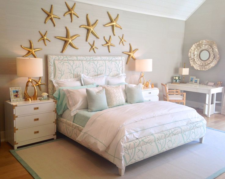 25+ Best Ideas About Beach Themed Rooms On Pinterest