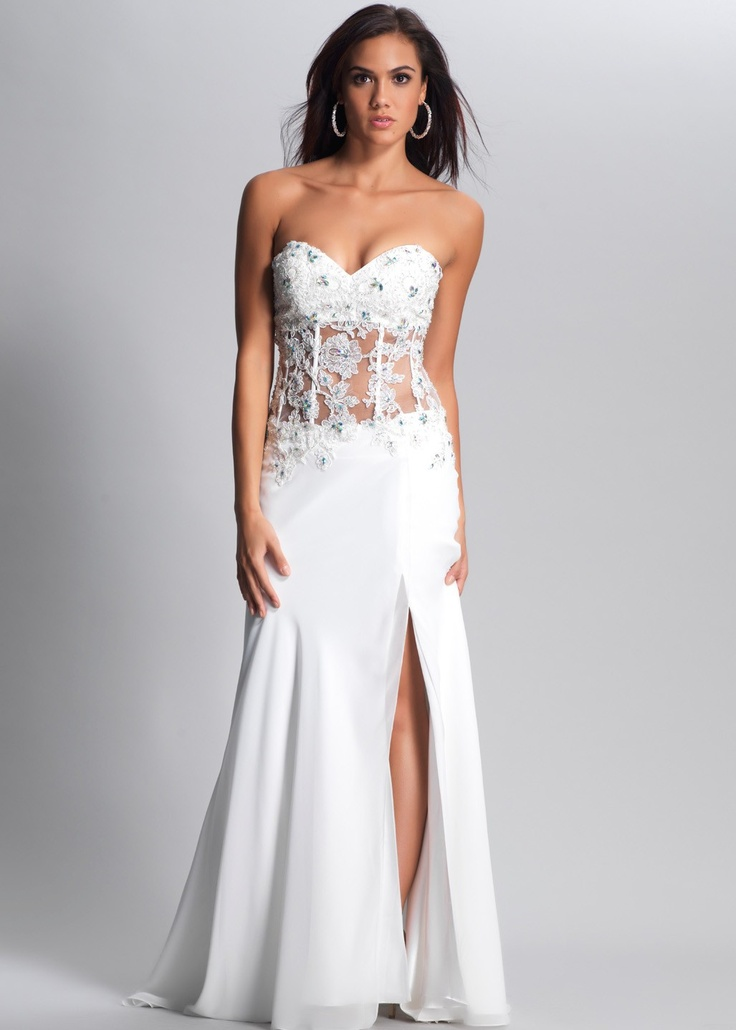 48 best images about Sheer corset on Pinterest  Lace corset Prom dresses and Corsets