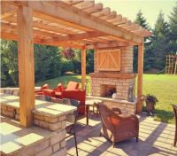 1000+ ideas about Fire Pit Gazebo on Pinterest | Backyards ...