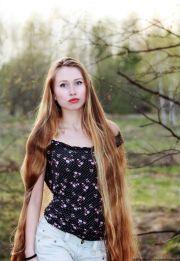 long hair - cheveux hyper