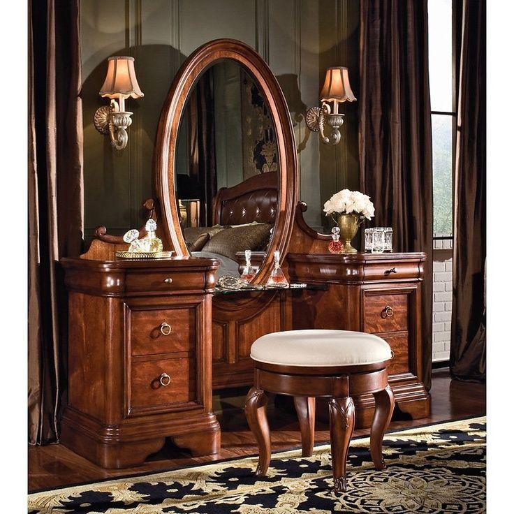 antique vanity  Bedroom Vanities  antique vanity set for