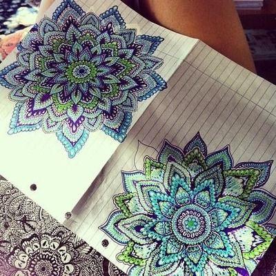 Mandala Designs Tatuagem Pinterest Beautiful