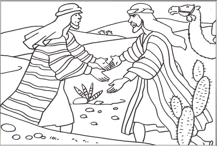 38 best images about Bible OT: Jacob and Esau on Pinterest