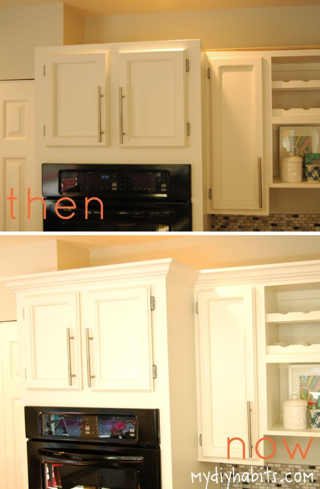 10 Best Images About Adding Detail To Cabinets On