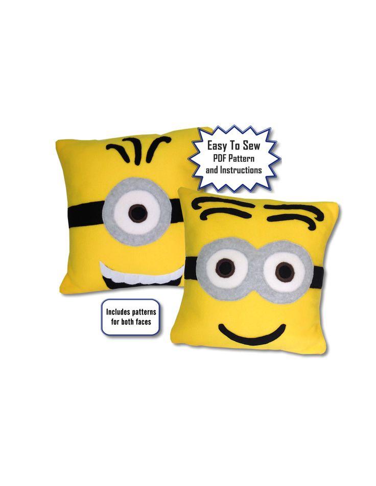25 best Minion pillow ideas on Pinterest