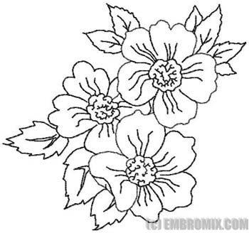155 Best images about Crafty (Flower) Coloring on