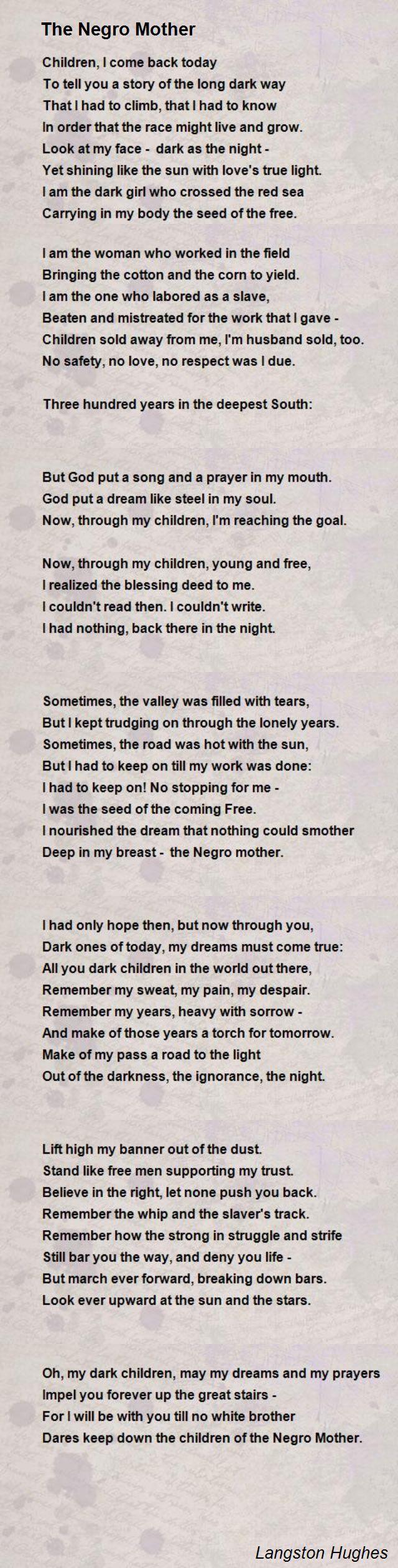 Essay On Langston Hughes Literature Berry By Langston Hughes 17 Best