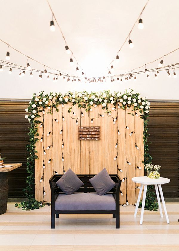 1000 Ideas About Wedding Stage Backdrop On Pinterest