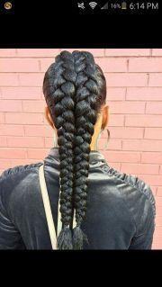 ideas braided mohawk