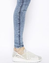 Rotating Bow Tie Watch at ASOS | Slip on sneakers, Grey ...