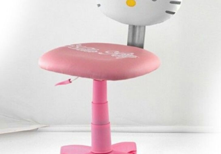 Hello Kitty Computer Chair