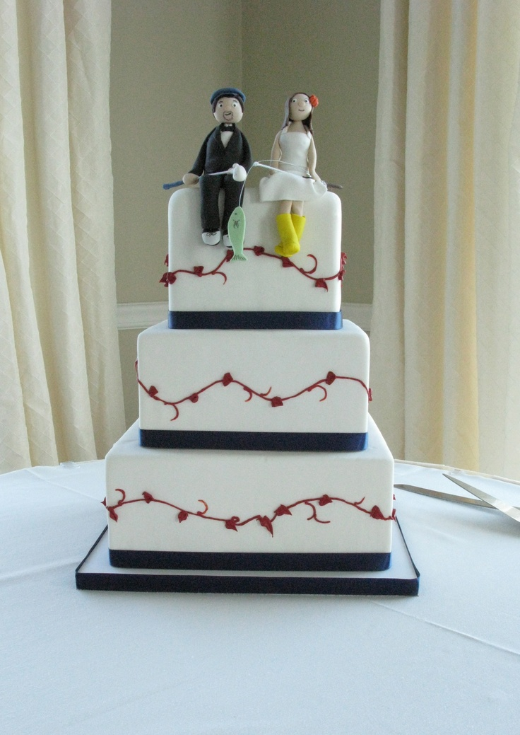 1000 Images About Wedding Cakes On Pinterest Cakes