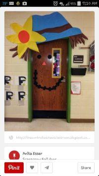 17 Best ideas about Thanksgiving Classroom Door on ...