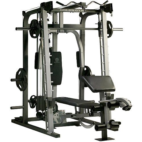 Gold S Gym Platinum Home Gym Exercise Amp Fitness Home