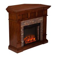 1000+ ideas about Corner Electric Fireplace on Pinterest ...