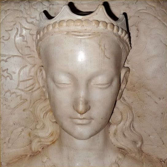 Mi Buhardilla...: The Virgin of Melun... or the Lady of Beauty: Agnès Sorel: