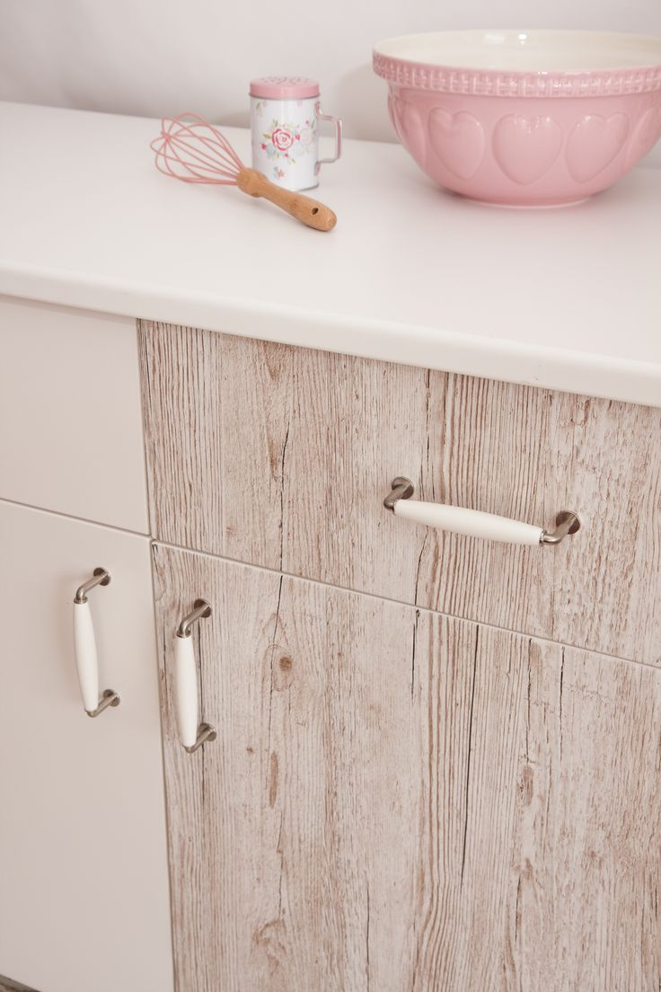 Kitchen Cupboards Can Be Transformed In An Instant With D C Fix Sticky Back Plastic Here The