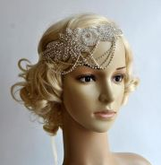 flapper headband ideas