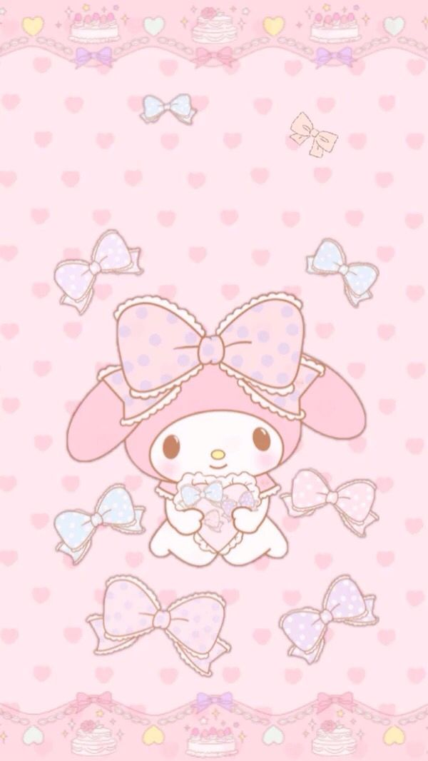 Cute Marshmallow Wallpapers For Iphone 333 Best My Melody Images On Pinterest