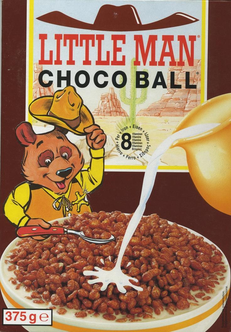Little Man Choco Ball 2000 Lidl UK GmbH Cereals