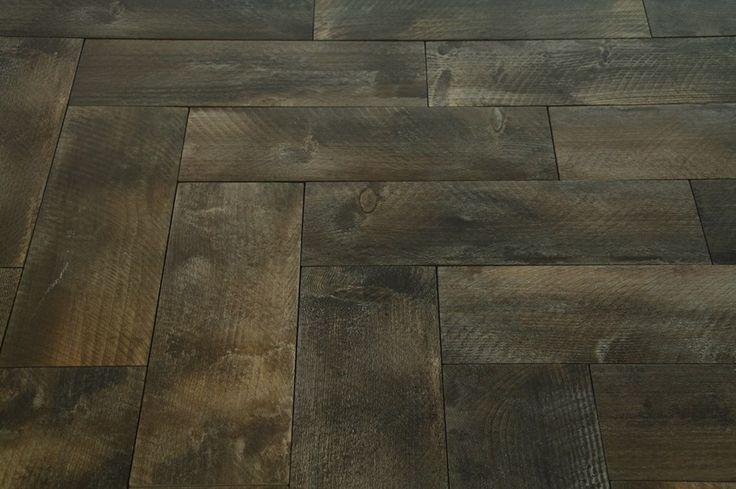 Porcelain tile to look like reclaimed wood!