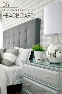 25+ best ideas about Upholstered headboards on Pinterest ...