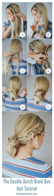 ideas gym hairstyles