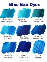 17 Best ideas about Midnight Blue Hair on Pinterest   Dark ...