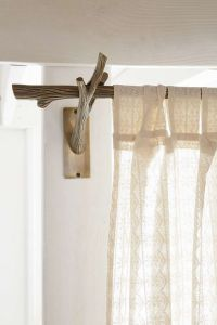 17 Best ideas about Branch Curtain Rods on Pinterest ...