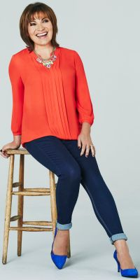 225 best images about PLUS SIZE Clothing for Women Over 40 ...