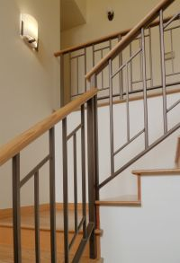 17 Best ideas about Staircase Railings on Pinterest