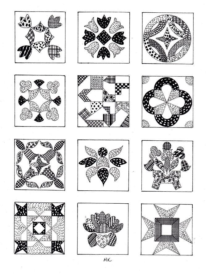 1000+ images about Primitive Quilts I Love on Pinterest