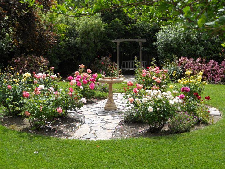 25 Best Ideas About Rose Garden Design On Pinterest Beautiful