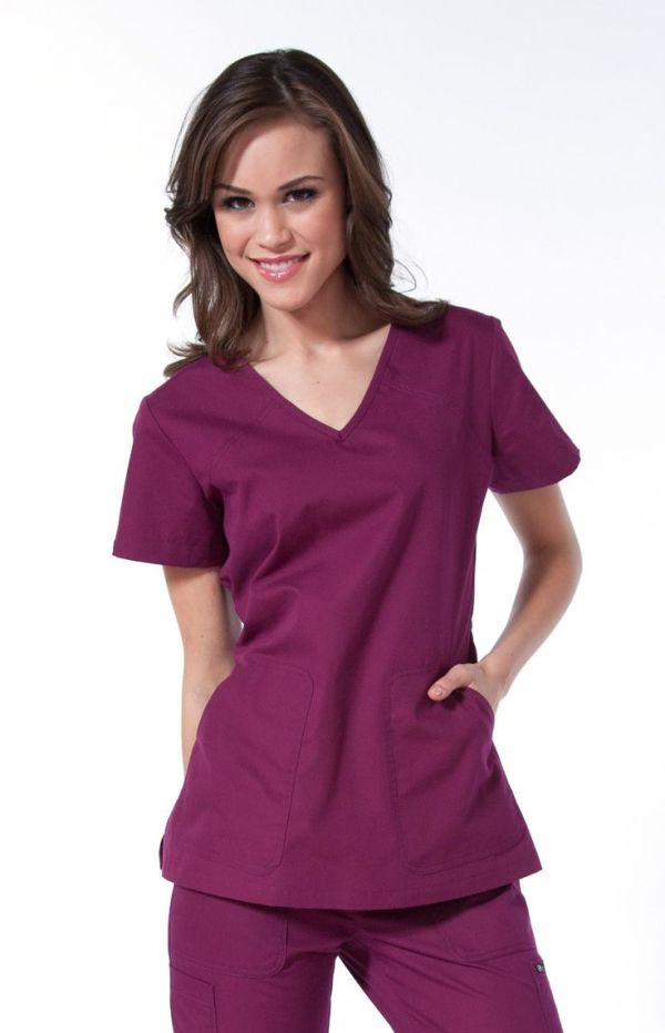 77 best images about Designer Scrub TopsPants on