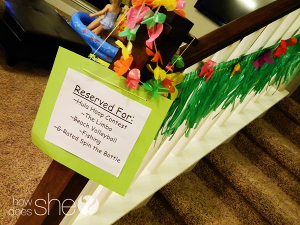 25 best ideas about Indoor beach party on Pinterest