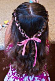 ideas toddler braids