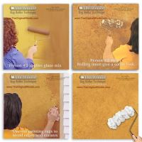 25+ best ideas about Sponge painting walls on Pinterest