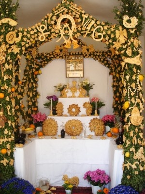 78 Best Images About St Josephs Day Altar On Pinterest