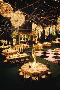 Elegant Bel Air Estate Wedding   Dance floors, Receptions ...