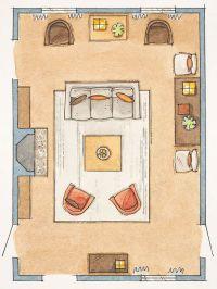25+ best ideas about Arrange Furniture on Pinterest